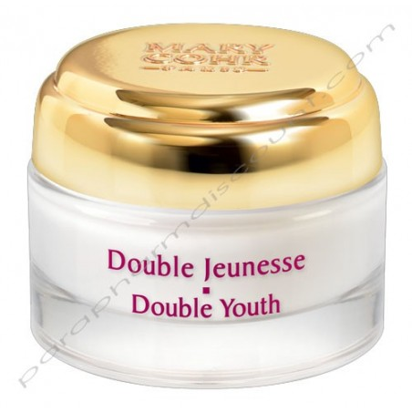 Double jeunesse multi-cellulaires 50ml - Mary Cohr